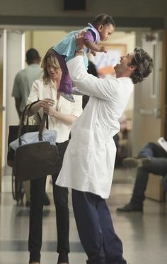 Grey's Anatomy did it. It finally made me ball like a baby from happiness!