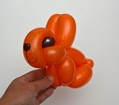 bunny tutorial - I can never find a balloon bunny I love, this might be the one