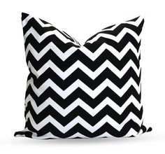 Continental Chevron Pattern 23.6 x 23.6 inch by ZanaProducts