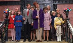 See what the cast of Willy Wonka & the Chocolate Factory look like after 43 years!