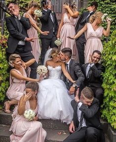 cute and fun wedding pictures