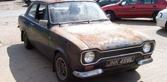 FOR SALE – 1972 FORD ESCORT MK1 1600 MEXICO REP - VIEW EBAY AD >> http://ebay.to/1G2apNb