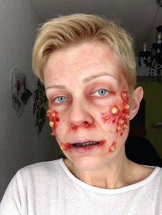 Halloween MakeUp, Virus