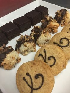 Pastries Pastries, Catering, Cookies, Desserts, Food, Tailgate Desserts, Biscuits, Deserts, Tarts