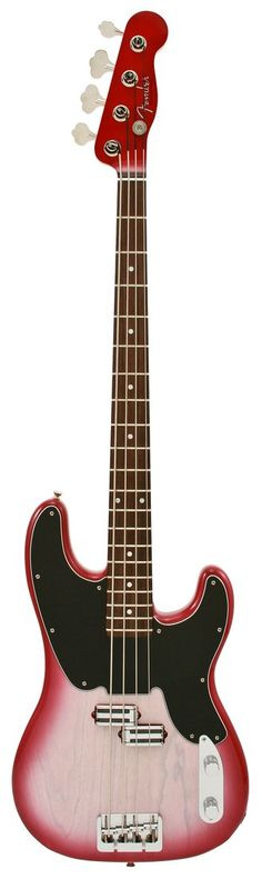 Fender Jason Smith Precision Electric Bass Guitar Cherry Blossom Burst 55 Style Custom Shop