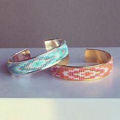 Bracelets perles Miyuki