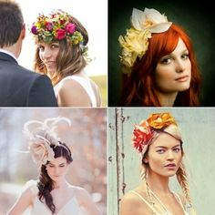 [Guest Post] ever swoon Headpieces by Halston   Erika Brechtel   Brand Stylist