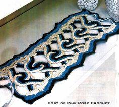 RUG - Track with swirls