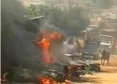 Hot News Naija: Multiple Explosions Shake Maiduguri