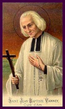 St. John Marie Vianney Novena