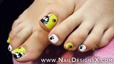 cat toe nail art » Nail Designs & Nail Art