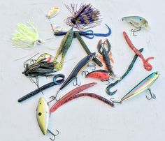 So many colors to choose from. How to narrow down the choices of bass fishing lures. So many colors to choose from. How to narrow down the choices of bass fishing lures. Bass Fishing Lures, Bass Fishing Tips, Crappie Fishing, Fishing Bait, Gone Fishing, Best Fishing, Fishing Stuff, Fishing Tricks, Fishing Knots