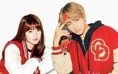 TAERIN BANGCHIN ♡ G Friend, Army, Bts, Couples, Music, Label, Wattpad, Ship, Gi Joe