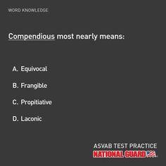 ANSWER! D: laconic