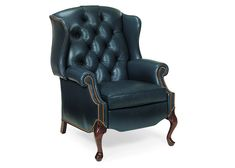 Hancock and Moore Living Room Alexander Tufted Wing Chair Recliner 1015 at North Carolina Furniture Mart at North Carolina Furniture Mart in Bixby, OK Furniture Deals, Large Furniture, Quality Furniture, Furniture Design, North Carolina Furniture, Interior Design Help, Living Room Chairs, Discount Furniture, Recliner