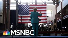 Hillary Clinton's Camp Mum On Specific Debate Prep | Andrea Mitchell | M...