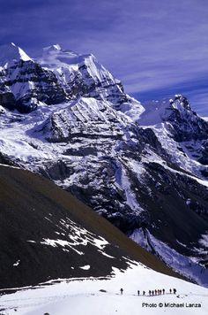 Annapurna Circuit - one of the world's great  treks.