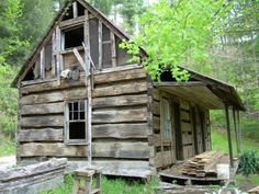 This is for sale, a bargain at USD and up to 200 miles from it's current location of free x 30 foot. Old Cabins, Log Cabin Homes, Cabins And Cottages, Cabins In The Woods, Generator Shed, Log Homes Exterior, Little Log Cabin, Spruce Pine, Log Cabin Designs