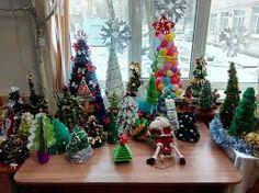 Картинки по запросу конструювання макетів новорічної ялинки