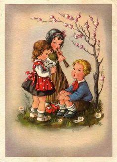 Quando eu era menina, com os meus 6 anitos, e ainda antes do meu primeiro dia de escola, o meu pai resolveu alindar-me os livros da Pri...