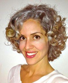 Sara Davis-Eisenman - this is one year into my decision to set my hair free :)