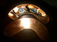 Gillonguitars. No load tone with a black bee capacitor and copper shielding