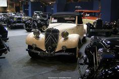 #Citroën #Traction #cabriolet http://autodantanmag.canalblog.com/
