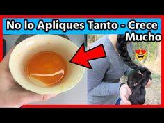 Su Cabello va a Crecer 5 veces + Rápido luego de que usted utilice esto ¡Da Brillo e Hidrata! - YouTube