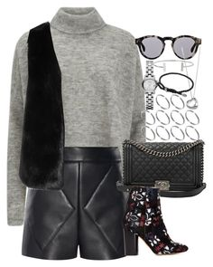"""Untitled #3362"" by lily-tubman ❤ liked on Polyvore featuring Designers Remix…"