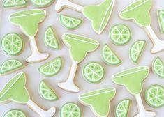 images of margarita glass cookies | Margarita Cookies {Decorating How-To} » Glorious Treats