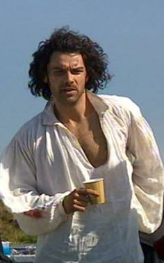 Poldark :) Ready to see Aidan Turner in this new 2015 series!
