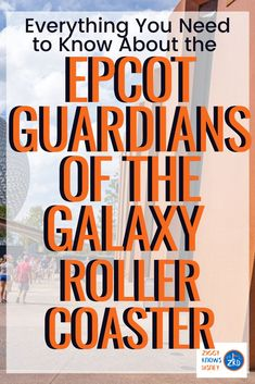 All the details on the new Guardians of the Galaxy: Cosmic Rewind roller coaster coming to Epcot. Opening, Ride Vehicle, and more. Disney World Secrets, Disney World News, Disney World Rides, Disney World Parks, Disney World Tips And Tricks, Disney Worlds, Disney World Vacation Planning, Disney Planning, Disney Vacations