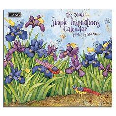Buy Simple Inspirations by Debi Hron 2008 Lang Wall Calendar
