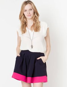 the cutest summer skirt <3  http://www.clubcouture.cc/premium-summer-skirt-with-pockets