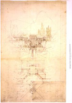 Doheny Ranch Development - Frank Lloyd Wright: Designs for an American Landscape, 1922-1932 | Exhibitions - Library of Congress