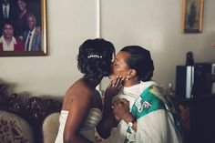 Elegant Ethiopian Wedding in Addis Ababa