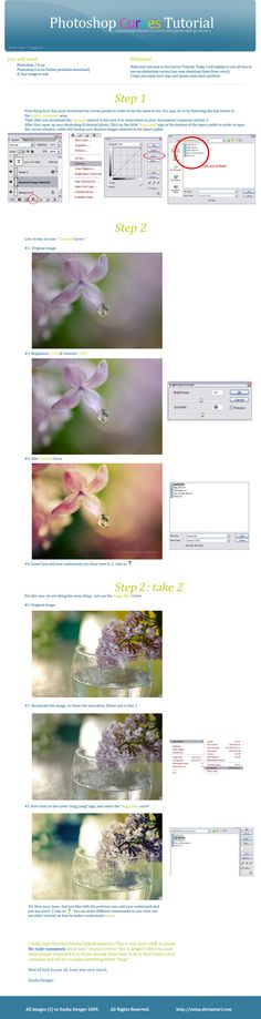 Photoshop Curves Tutorial by ~onixa on deviantART