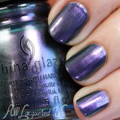 China Glaze Fall 2015 – The Great Outdoors collection : Pondering