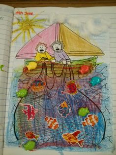 Homework Peter and John fishing