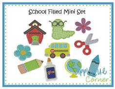 School Filled Minis