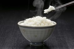 Put THIS into your rice cooker and your rice will become heavenly! Rice Cooker, Japanese Food, Grains, Tableware, Kitchen, Desserts, Heavenly, Foods, Projects