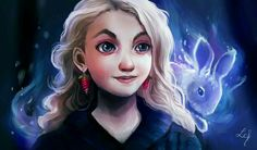 The Girl Who Believed Luna Lovegood
