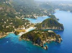 would LOVE to go back - corfu, greece Corfu Island, Greek Isles, Best Places To Eat, Greece Travel, European Travel, Beautiful Beaches, Places Ive Been, The Good Place, Landscape