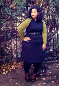Add color to our sleeves & bring attention to our beauty full faces!  Use a matching color belt to the body of our outfit hilights our waist!   DRESS-UPS with  www.aLLisonaChiLLes.com