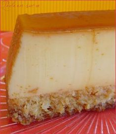 Coconut Flan (or West Indian Flan) Cake Ingredients, Apple Desserts, Delicious Desserts, Dessert Healthy, Cafe Dominicano, Nutella, Coconut Flan, Chocolate And Vanilla Cake, Puddings