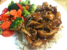 Deliciously Domestic Dining: Crockpot Chicken Teriyaki