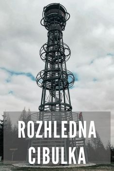 Lookout Tower, Czech Republic, Travelling, Places, Bohemia, Lugares