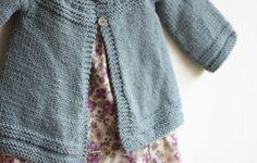 The Swing Thing Cardigan, Loveknitting Blog