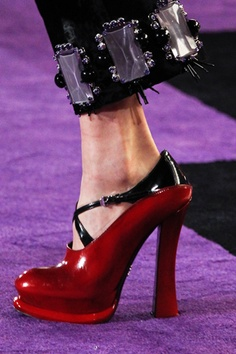 Ridiculously amazing Prada Shoes