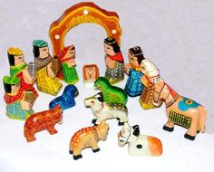 Nativity from India